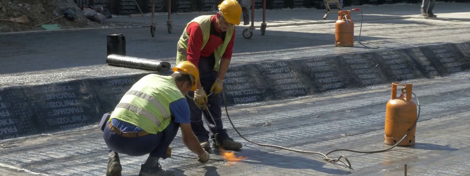 Kandas Waterproofing & Insulation LLC In Dubai